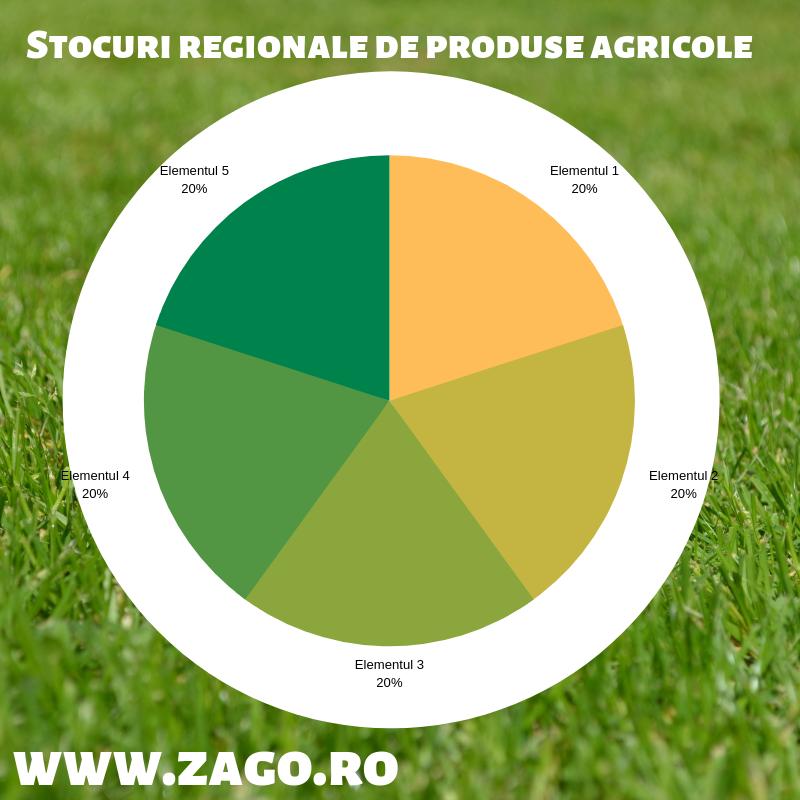 Stocuri regionale de produse agricole